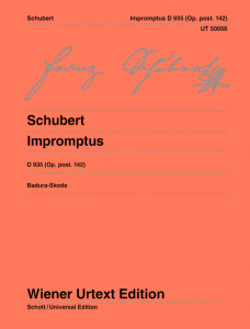 best edition schubert