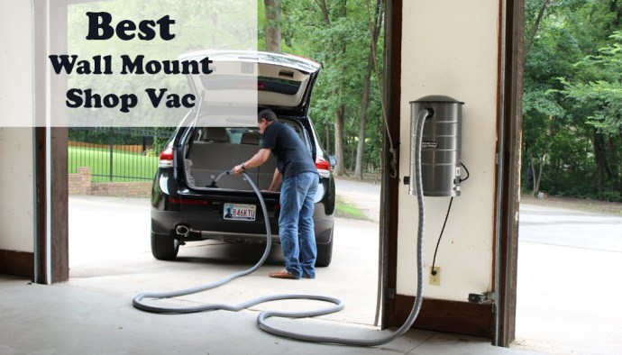 Best Wall Mount Shop Vac Review And Guide