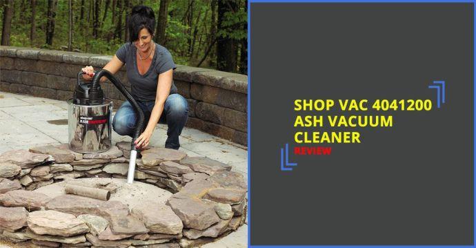 Shop Vac 4041200 Ash Vacuum Cleaner Review