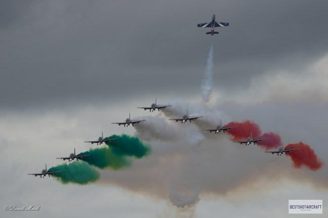 60° Anniversary Frecce Tricolori postponed at 2021 - BSA - (Stay)Home