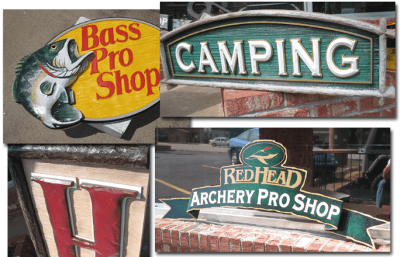Unique Sign Design Projects Bass Pro Shops