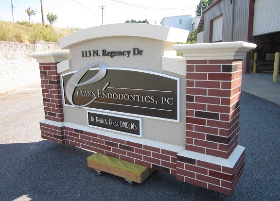 Endodontics Entrance Monument
