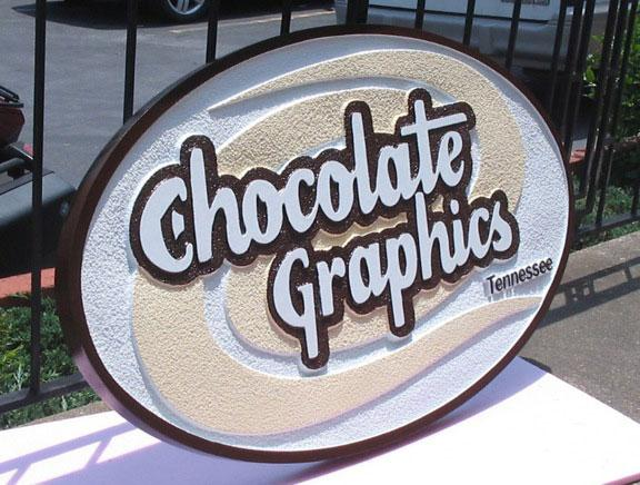 Business Signs Chocolate Graphics