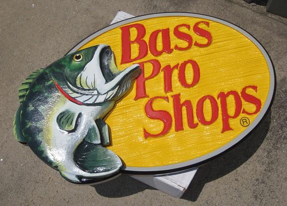 Custom Business Signs Bass Pro Shops