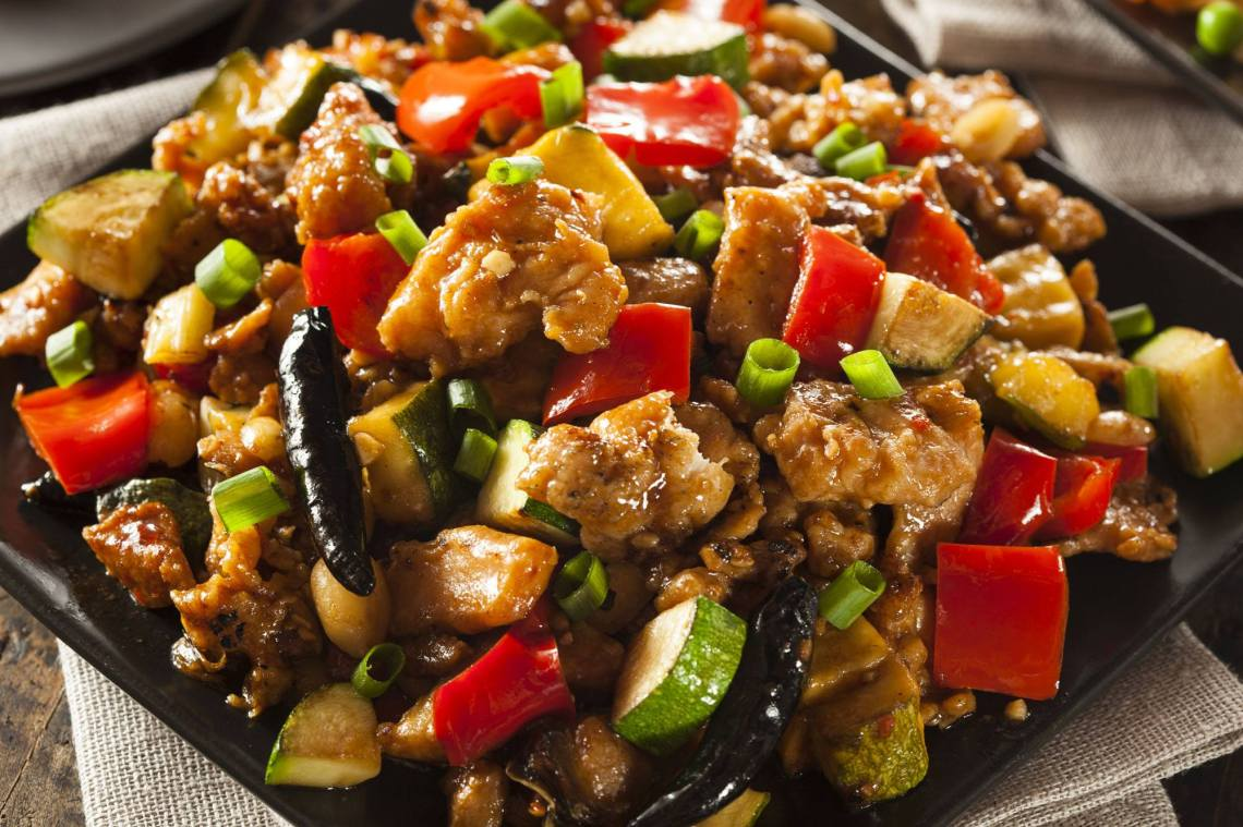 SW recipe: Chinese Chicken In The Slow Cooker