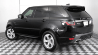 2020 Land Rover Range Rover Sport Engine and Release Date