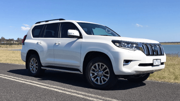 2020 Toyota Land Cruiser Prado Specs and Price