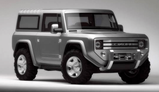 2020 Ford Bronco Redesign And Release Date