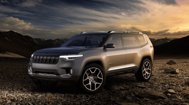 2020 Jeep Grand Wagoneer Specs, Redesign And Release Date