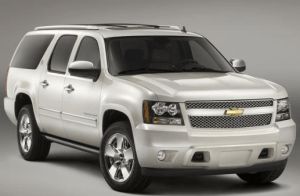 2020 Chevy Suburban Specs and Release Date