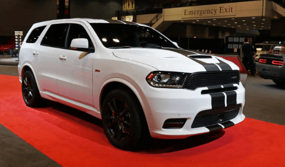 2020 Dodge Durango Specs and Engine