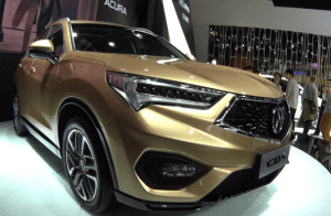 2020 Acura CDX Specs, Redesign and Release Date
