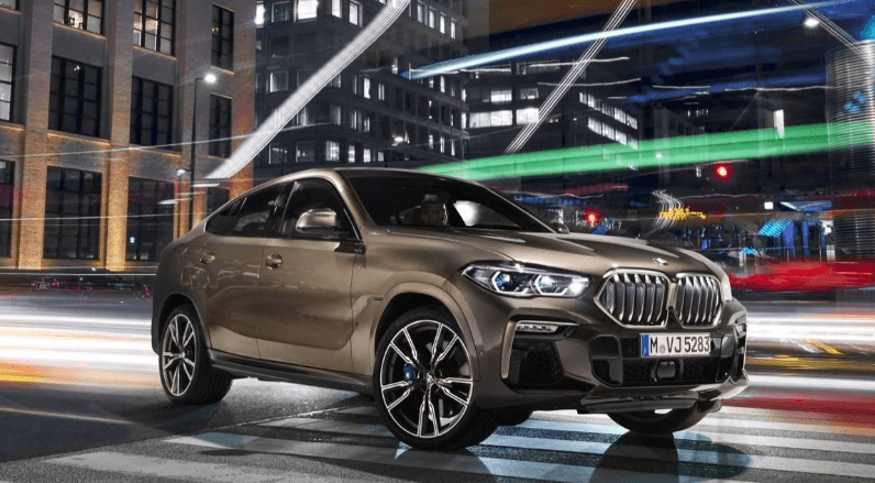2021 BMW X6 Redesign
