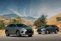 2021 Lexus RX 450H Wallpaper