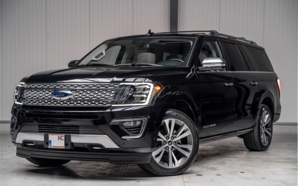 2021 Ford Expedition MAX Wallpaper