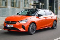 2021 Opel Corsae Images