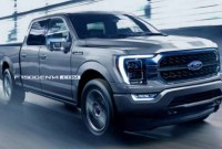 2022 Ford F150 Spy Photos