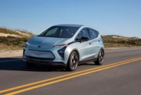 2022 Chevrolet Bolt Redesign