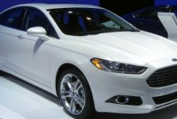 2022 Ford Fusion Images