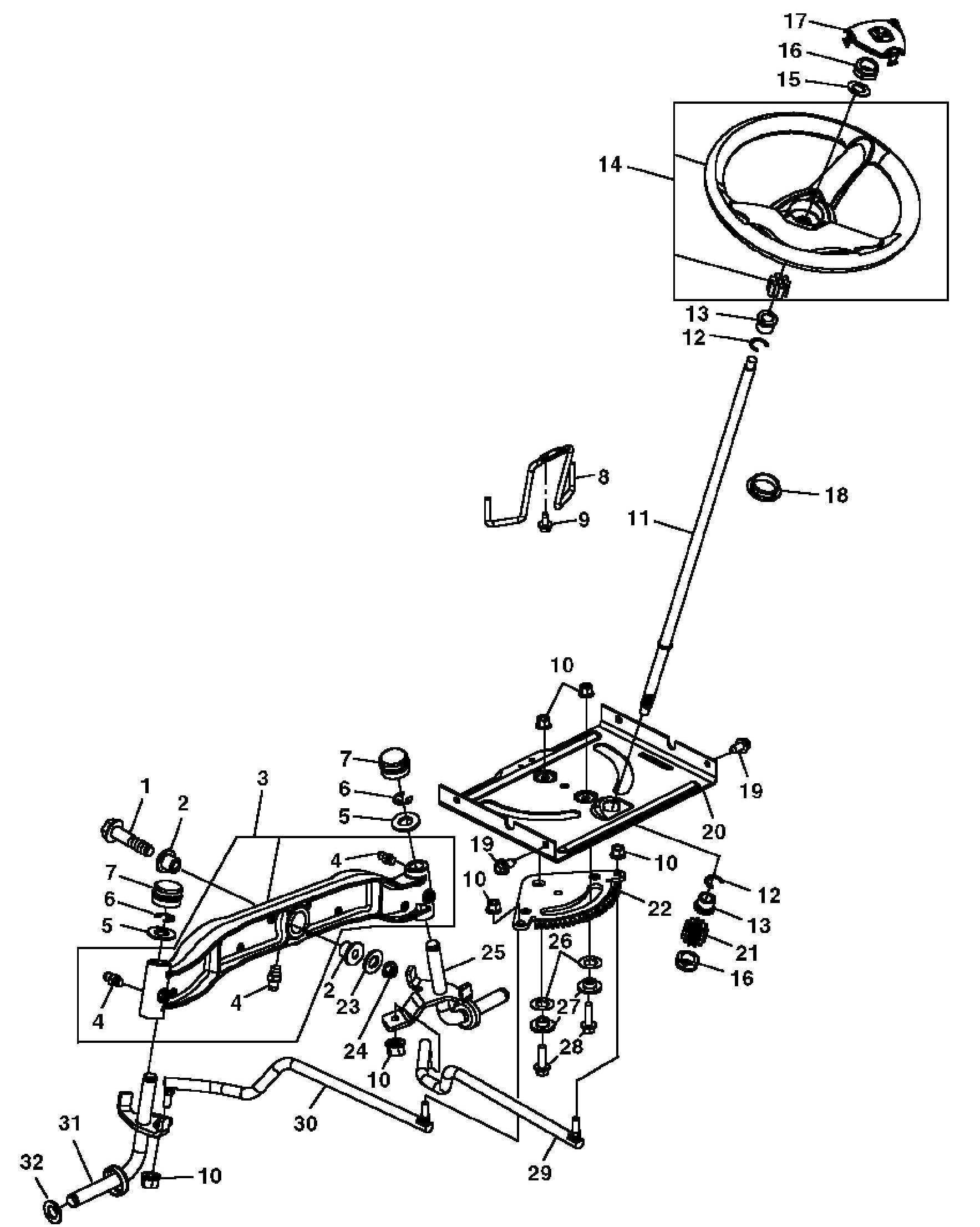 John Deere A Parts