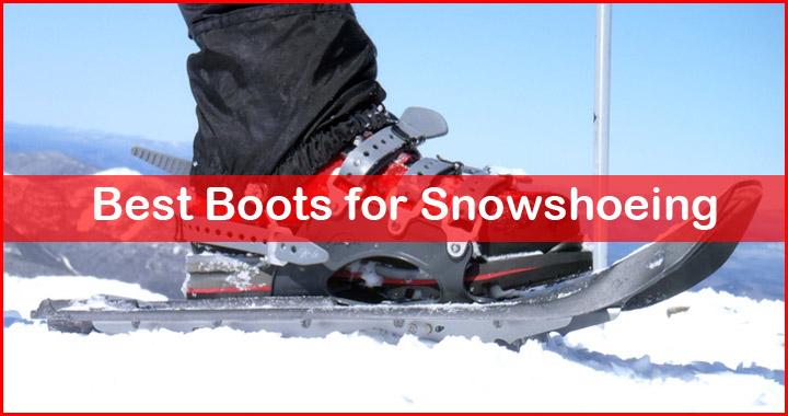 Best Snowshoe Boots