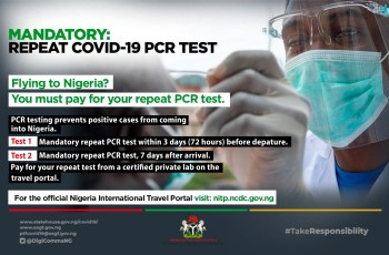 NCDC Daily Update COVID-19 Confirmed Cases by State In Nigeria