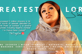 Have you listened to the Greatest Lord Album By Sinach