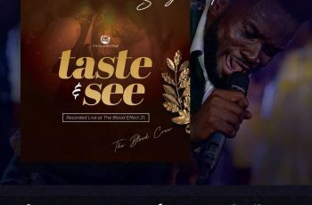 The Blood Crew - Taste and See ft. Sammy Joyous