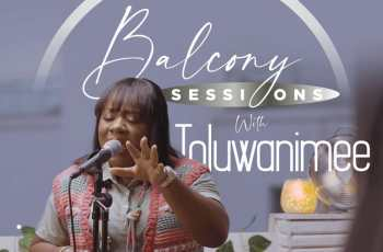 Toluwanimee Balcony Sessions Reckless Love - Intimate Worship Project