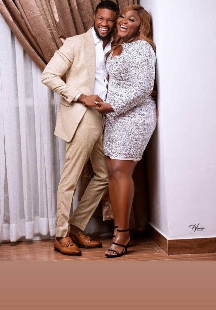Actors Stan Nze and Blessing Obasi 2