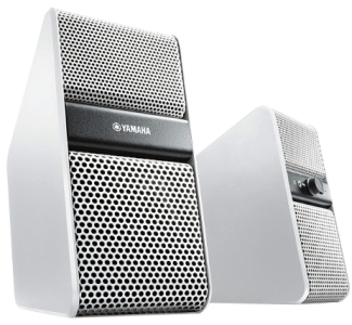 Yamaha NX50 Powered Speakers with Auto Mix and Volume Control