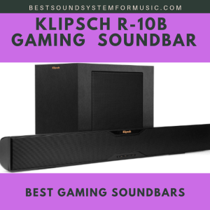 What Are The Top 10 Best Gaming Soundbars? 1