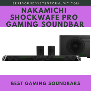 What Are The Top 10 Best Gaming Soundbars? 6
