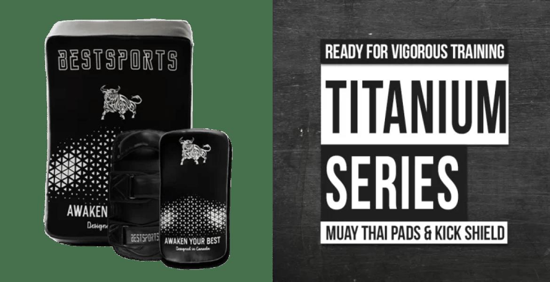 Muay Thai Pads, Kick Pad