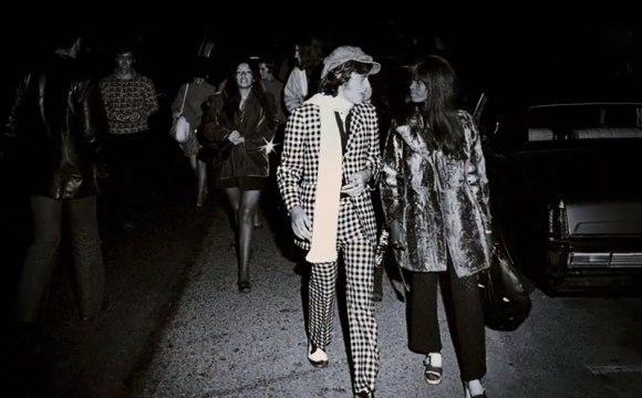 A-veinte-pasos-de-la-fama-2014-Mick-Jagger-Claudia-Lennear-Clara-Reynés