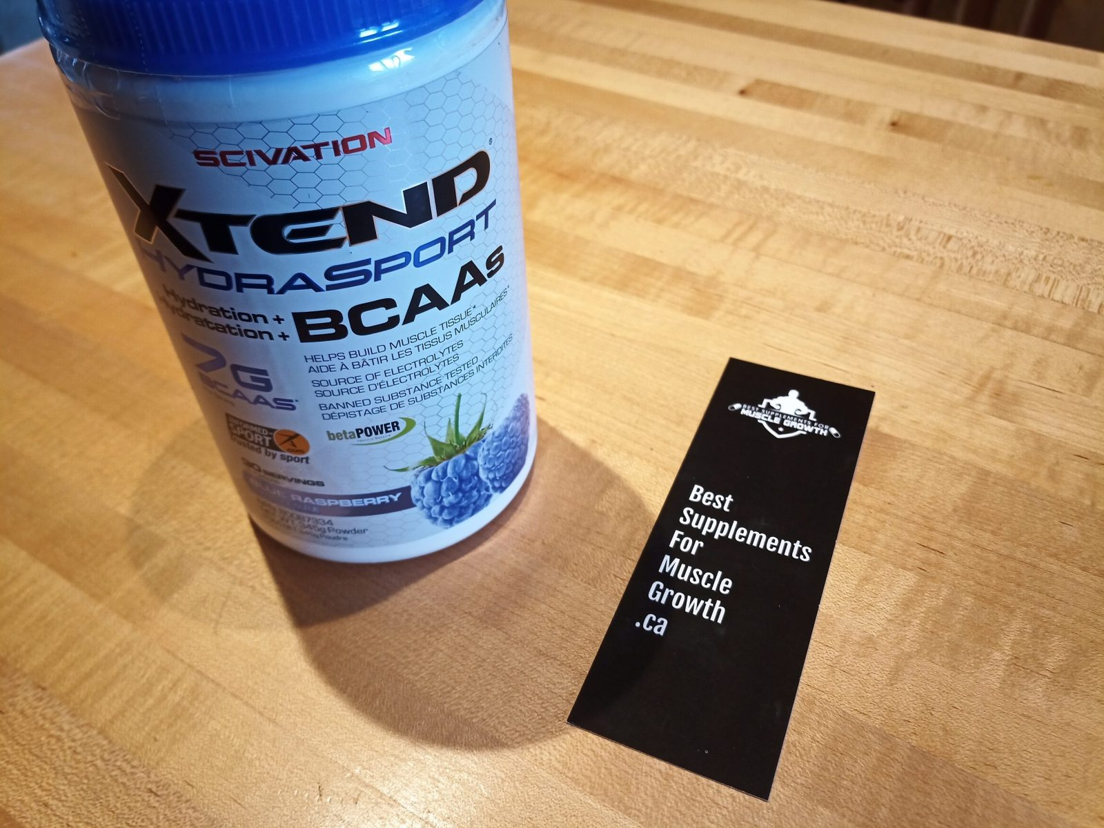 Scivation Xtend Hydrasport Review