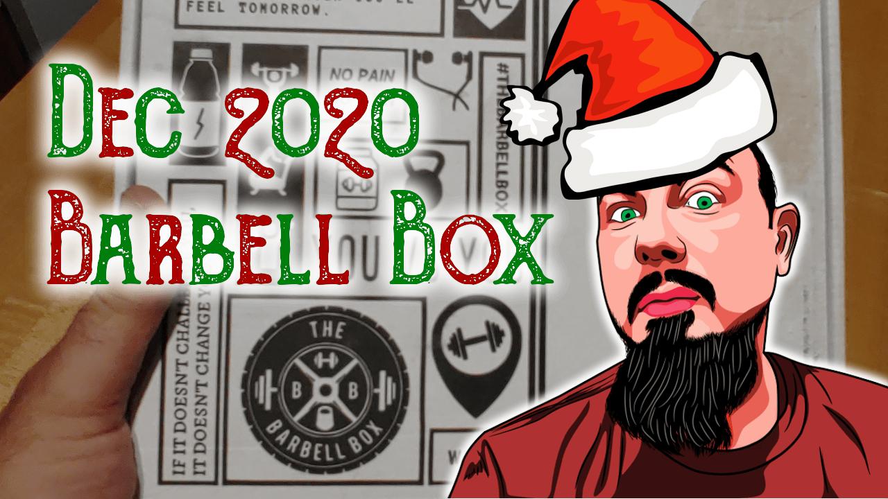 Barbelbox dec 2020