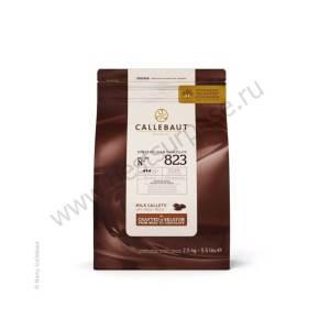 Бельгийский молочный шоколад 33,6% Barry Callebaut
