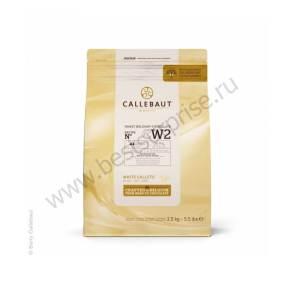 Белый Бельгийский Шоколад 25.9% Barry Callebaut
