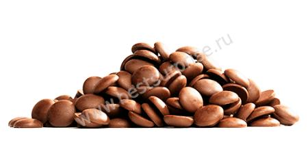 бельгийский молочный шоколад Barry Callebaut