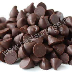 Термостабильные капли из темного шоколада Barry Callebaut (1кг)