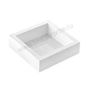 Форма силиконовая для торта Квадрат 160*160, Silikomart