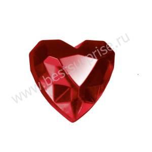 Поликарбонатная форма для шоколада Diamond Сердце MA1993, Martellato