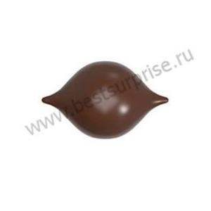 Поликарбонатная форма для конфет CW1903, Chocolate World