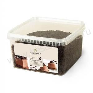 Завитки (стружка) из темного шоколада Barry Callebaut 1 кг.