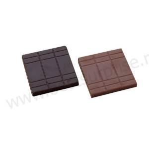 "Поликарбонатная форма для шоколада ""Плитка шоколада"" MA2002, Martellato"