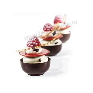 "Поликарбонатная форма для шоколада ""Чаша большая"" 20GU501, Martellato"