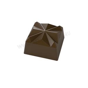 Поликарбонатная форма для шоколада IM621