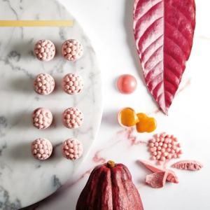 Жемчужины RUBY 100 гр., Barry Callebaut