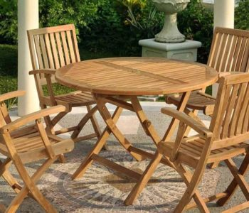 Villa's Dining Set Outdoor Furniture